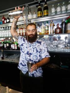 Dom experience bar